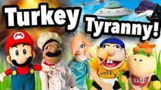 SML Movie Turkey Tyranny!