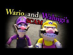 Wario And Waluigi's Scam!