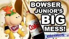 SML Movie Bowser Junior's Big Mess!