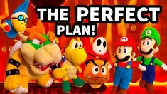 SML Movie The Perfect Plan!