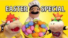 SML Movie Bowser Junior's Easter Egg Hunt