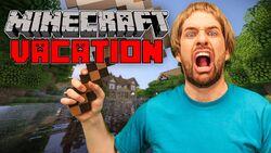 Real Minecraft Vacation
