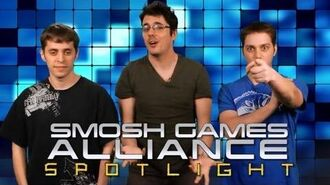 SMOSH GAMES ALLIANCE SPOTLIGHT
