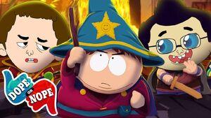We Double Team South Park logo