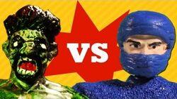 Zombies vs. Ninjas 1