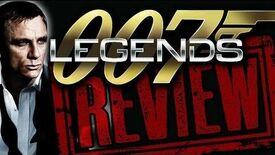 007 LEGENDS REVIEW