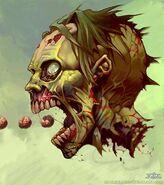 Zombie-mashup-pacman