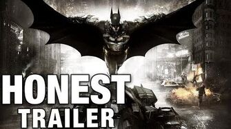 BATMAN ARKHAM KNIGHT (Honest Game Trailers)-0