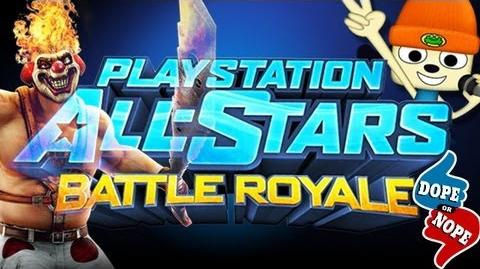 PLAYSTATION ALL-STARS BETA (Dope! or Nope)