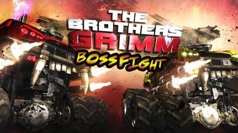 TWISTED METAL - BROTHERS GRIMM (Boss Fight of the Week)