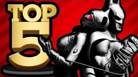 BEST SUPER HERO VIDEO GAMES (Top 5 Friday)-1