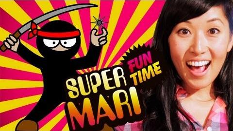 SUPER NINJA FARTS (Super Mari Fun Time)