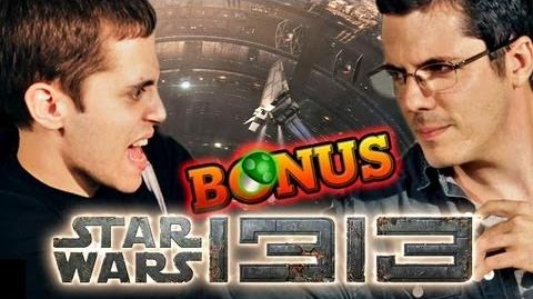 Behind The Scenes Star Wars 1313 Discussion