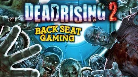 Cross Dressing Zombie Murder (Backseat Gaming)