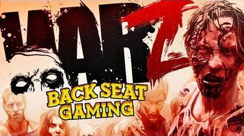 WARZ ZOMBIES SURVIVAL (Backseat Gaming)