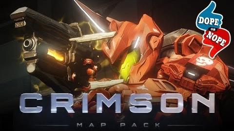 Halo 4 Crimson Maps