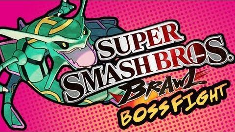 Super Smash Bosses