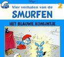 Het blauwe konijntje
