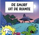 De Smurf uit de ruimte