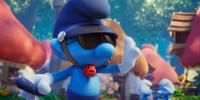 Policeman Smurf