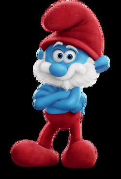 Papa Smurf | Smurfs Wiki | FANDOM powered by Wikia