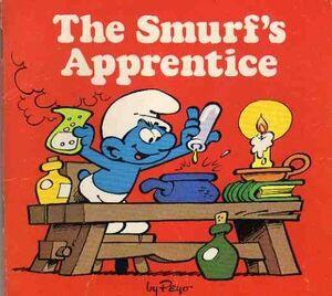 Smurfs Apprentice Book