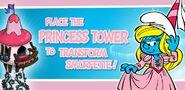 Princess Smurfette Banner
