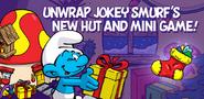 New Jokey´s Smurf Hut!