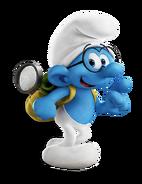 Brainy Smurf 2017Movie