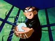 Gargamel With Crystal Egg