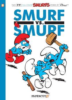Smurf Vs Smurf English