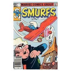 Smurf Marvel 1