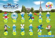 The Smurfs 2 happy meal 002