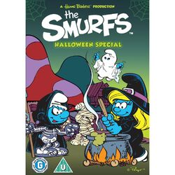 SmurfsHalloweenSpecialDVDcover