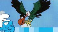 Els Barrufets i l'ocell xisclaire • Els Barrufets