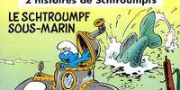 The Smurf Submarine