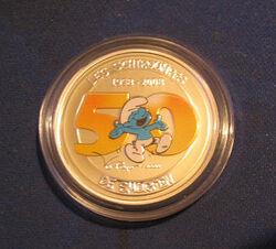 Smurfs Coin