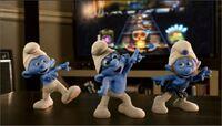 Dancing Smurfs