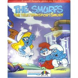The TeleTransport Smurf