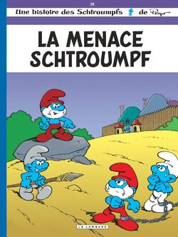 20-La menace Schtroumpf