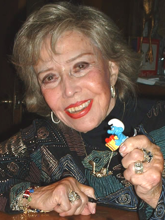 june foray twilight zone