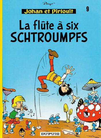File:Johan et Pirlouit Tome 3 - Smurfs.jpg