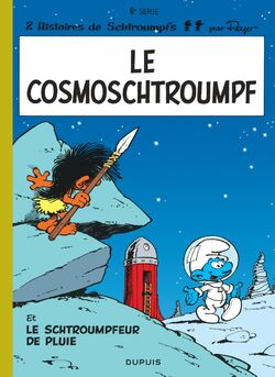 Le cosmo schtroumpfs