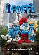 I Puffi DVD Cover