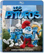 Los Pitufos Blu-Ray