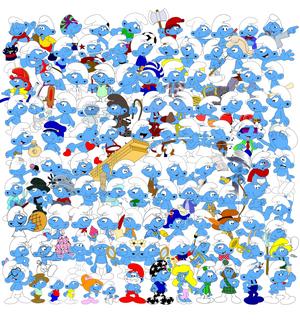 Empath's Smurfs