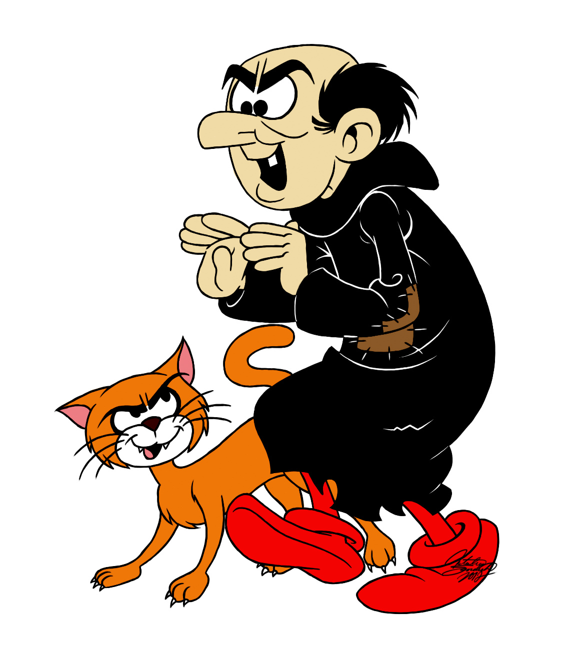 Image result for gargamel