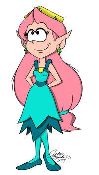 Princess Glacia Profile 2