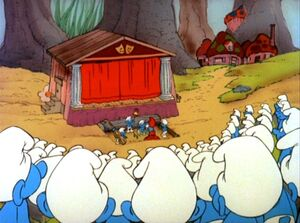Smurf Theater