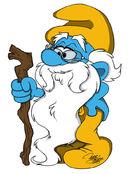 Grandpa Smurf Profile
